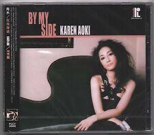 Karen Aoki: By my side (2011) CD TAIWAN