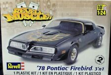 Revell Monogram 1978 Pontiac Firebird 3'n 1 model kit 1/24