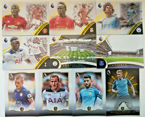 TOPPS PREMIER GOLD 2016 NEW SIGNINGS PLAYER PORTRAITS Brilliance Ambiance