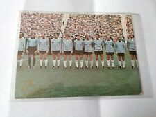 GERMANY NATIONAL FOOTBALL TEAM, 1970'S, POSTCARD