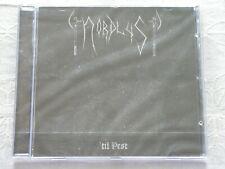 NORDLYS - ´Til Pest CD - Germany Black Metal, unused, unplayed