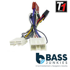 SOT-070 Mitsubishi Bluetooth Parrot SOT Lead T-Harness ISO Adaptor Autoleads