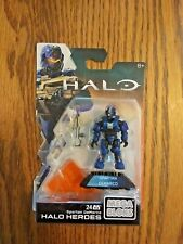 Mega Bloks Halo Heroes Series 2 DeMarco Figure Nib