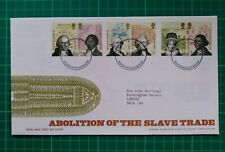 2007 Abolition of the Slave Trade FDC Buckingham Palace CDS