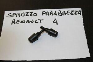 RENAULT 4 SRUZZATORI ACQUA PARABREZZA SPRUZZI ACQUA RENALT 4 R4-R5