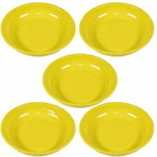 """5 x 4"""" Magnetic Parts Tray Dish storage Holder Circular Round Stainless Steel"""