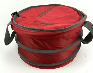 Firehouse Subs Gemline Insulated 28 Can Collapsible Party Cooler Round Promo