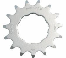 Shimano piñón DXR cs-mx66, 15, 1 stk., cromo recubierto i-csmx6615