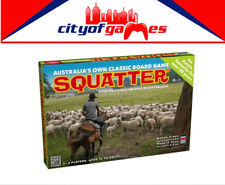 Squatter Board Game Brand New