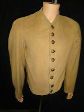Repro Wool Cs Infantry Butternut Shell Jacket 9 Script I Buttons Free Shipping!