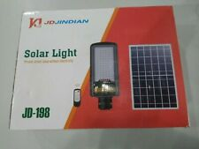 Jd Solar Light Private Street Lamp Without Electricity Jd-198