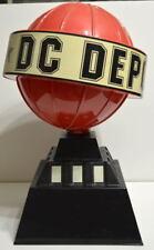 DAILY PLANET GLOBE DC Advertising DISPLAY - DC DEPOT Retailer ONLY PROMO Rare