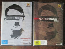 Hunting Hitler Season 1&2 Huge 11Hour Did Hitler Survive WW2 DVD History Channel