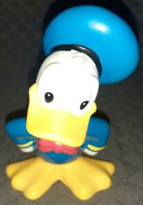 Disney donald duck figure. Plastic. Used. In great condition. Classic