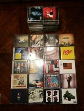 Lot of 53 Hard Rock, Alternative Cds Plus other Genres Great Mix Rage Disturbed