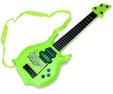 Rock Gitarre für Kinder grün Music Artist Musikinstrument Kindergitarre 50cm
