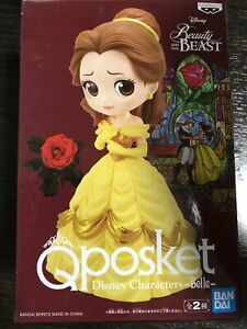 Beauty and The Beast - Belle Q Posket Figure (Ver. A)