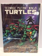 First Graphic Novel Teenage Mutant Ninja Turtles Book I TPB 1986