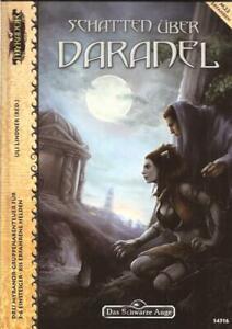 Schatten über Daranel Myranor Fantasy Rollenspiel DSA Das schwarze Auge