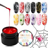 RBAN NAIL Nail Art UV Gel Drawing Line Painting Varnish Silk Spider Gel Tips