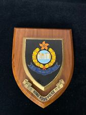 """Hong Kong Police Plaque 