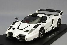 Spark 1/43 Gemballa Mig U1 White/Black from Japan