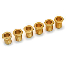 005-8821-049 (6) Gold Schaller Tuner Am Series Fender Bushings