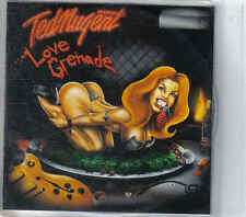 Ted Nugent-Love Grenade Promo cd album