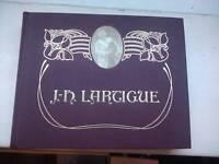 Boyhood Photos of J H Lartigue  1st edition 1966