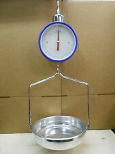 New Hanging Produce Scale, Double-Side Dial, Up To 22 Lbs