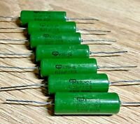 SPECIAL STABLE OS K75-24 CAPACITOR 1uf 400v Lot of 8pcs OS