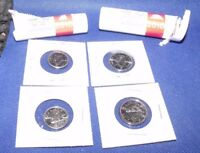 1-2018 Canada First Strike Dime , Nickel direct from RCM Special Wrap Roll