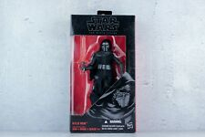 "Star Wars Black Series Kylo Ren The Force Awakens TFA 6"""