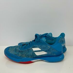 Babolat Jet Tere All Court Clay Tennis Shoes Blue Mens Size 12