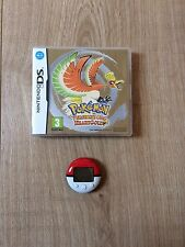 Pokemon Heart oro incl. pokewalker Nintendo DS en embalaje original (versión italiana)