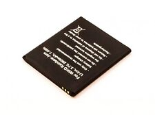 Akku für  WIKO  Rainbow Jam typ 5222   2000mAh  3,7V Battery Accu