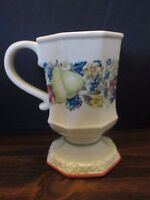 Avon Sweet Country Harvest Cup Mug Fruits
