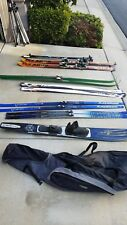 Skis  inc HEAD, SALOMON, ROSSIGNOL, FISCHER - SOLD AS A LOT!!