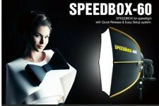 SMDV Speedbox-S60 24 inch (60 cm) Hexagon Softbox for Speed light FREE SHIPPING!