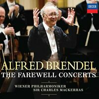 Alfred Brendel - Alfred Brendel: The Farewell Concerts [CD]