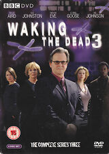 WAKING THE DEAD 3 the complete series three - DVD