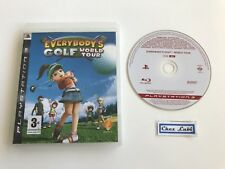 Everybody's Golf World Tour - Promo - Sony PlayStation PS3 - PAL EUR