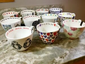 Large Portobello By Inspire Coffee Mug. 20 Ounce. Pretty Designs Your Choice New