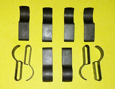 """1930-60 Under Frame Wiring Clips Old Style 1/4"""" Buick Chevy Cadillac Pontiac"""