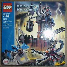Lego Castle Knight's Kingdom SCORPION PRISON CAVE (8876) New, Open Box