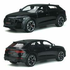 Voitures miniatures noirs Audi
