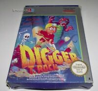 Digger T Rock Nintendo NES Boxed PAL *Complete* #2