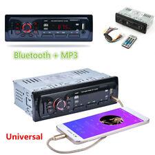 Bluetooth Car Stereo MP3 Audio In-Dash Aux Receiver +SD USB FM Auto Radio Player