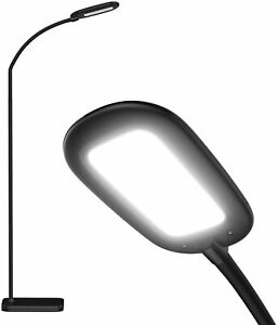 Addlon LED Floor Lamp, 4 Brightness Levels and 3 Color Temperatures Adjustable