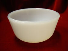 "Anchor Hocking 5 oz. Bowl 434 Fire Kong Oven-Proof / 3.25"" x 2.25"" USA"